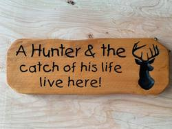 Buy A Hunter & the Catch of his Life in NZ New Zealand.